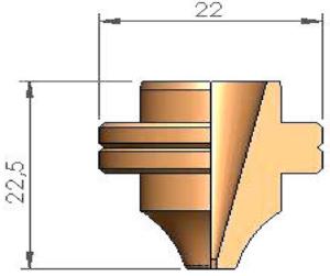 Сопло S12 Ø 1.2