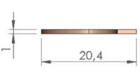 Веспель диск (защита) Ø 21