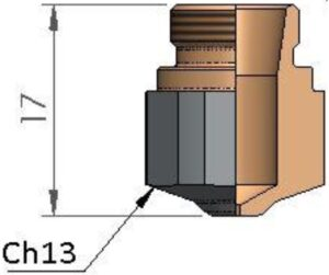 Сопло Ø 3.0 CP