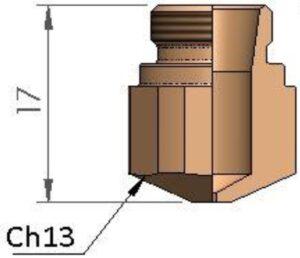 Сопло Ø 1.25